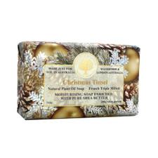 Wavetree & London Australia Christmas Tinsel Bar Soap