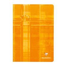 "Clairefontaine 8.25"" x 11.75"" Ruled Margined Notebook"