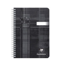 """Clairefontaine 81/4""""x113/4"""" College Spiral Notebook"""