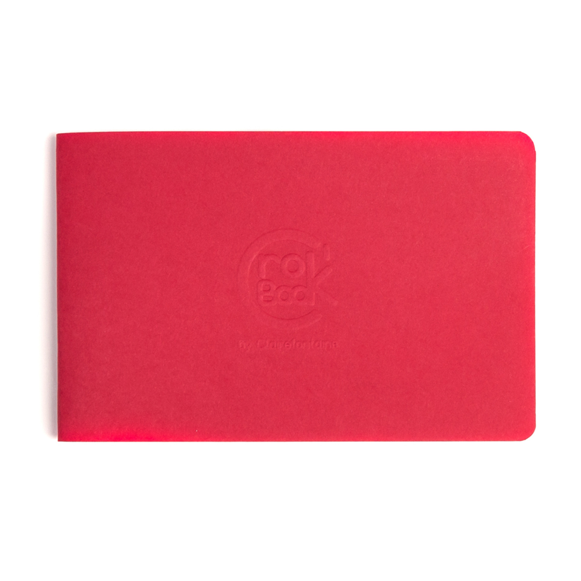 """Clairefontaine Assorted Crok 6.75""""x4.25"""" Blank Stapled Notebook"""