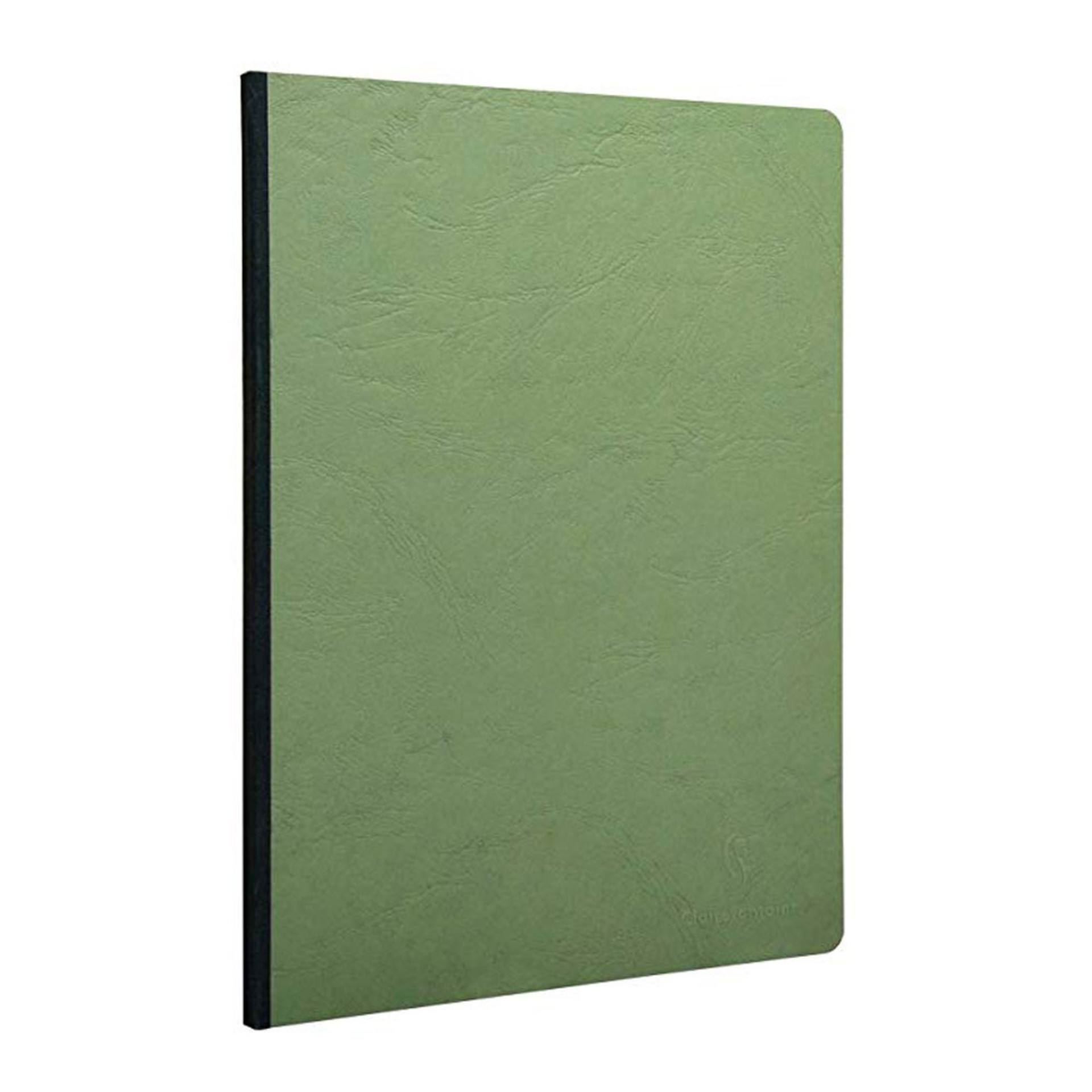 "Clairefontaine Basics 6""x8"" Ruled Green Notebook"