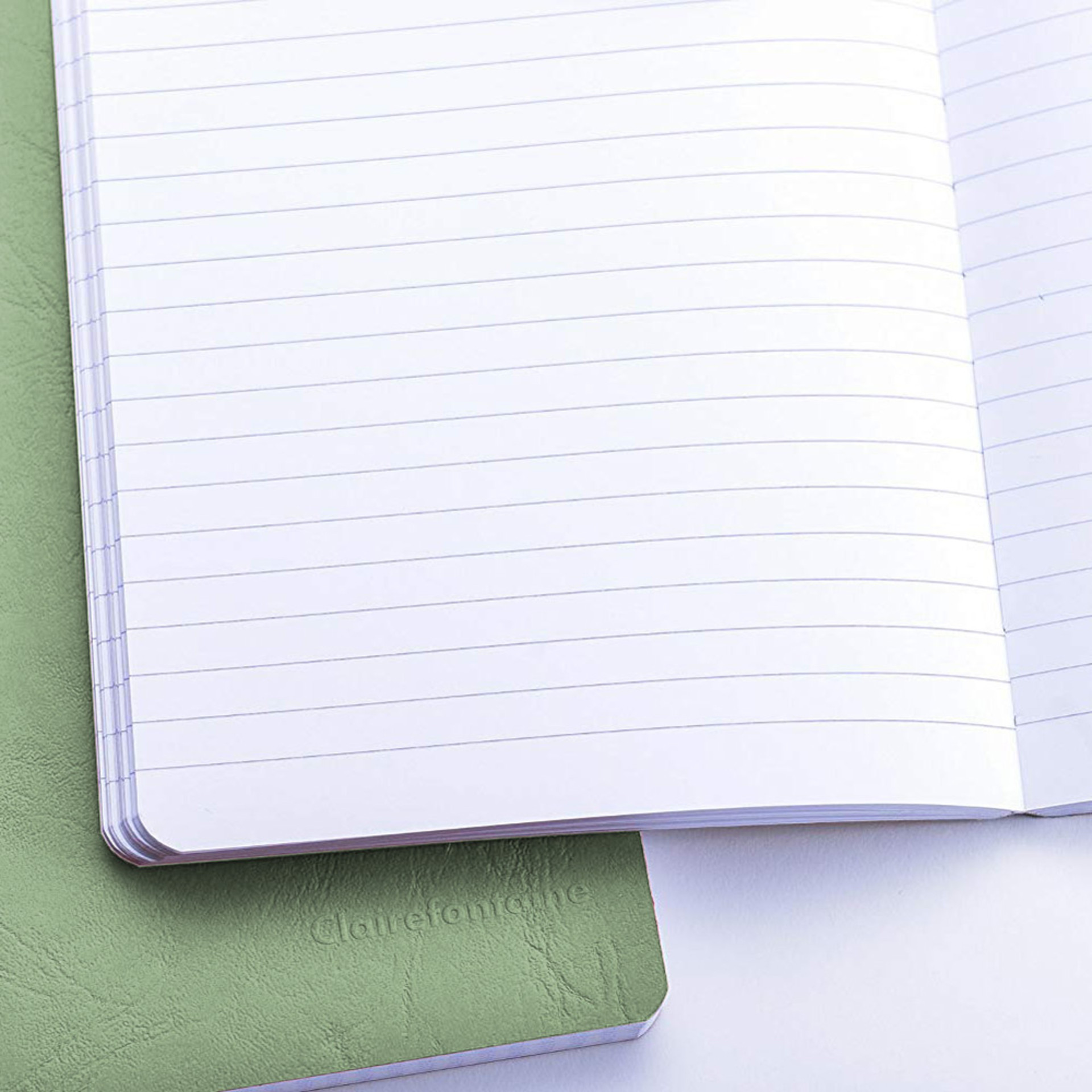 "Clairefontaine Basics 6""x8"" Ruled Notebook Paper"