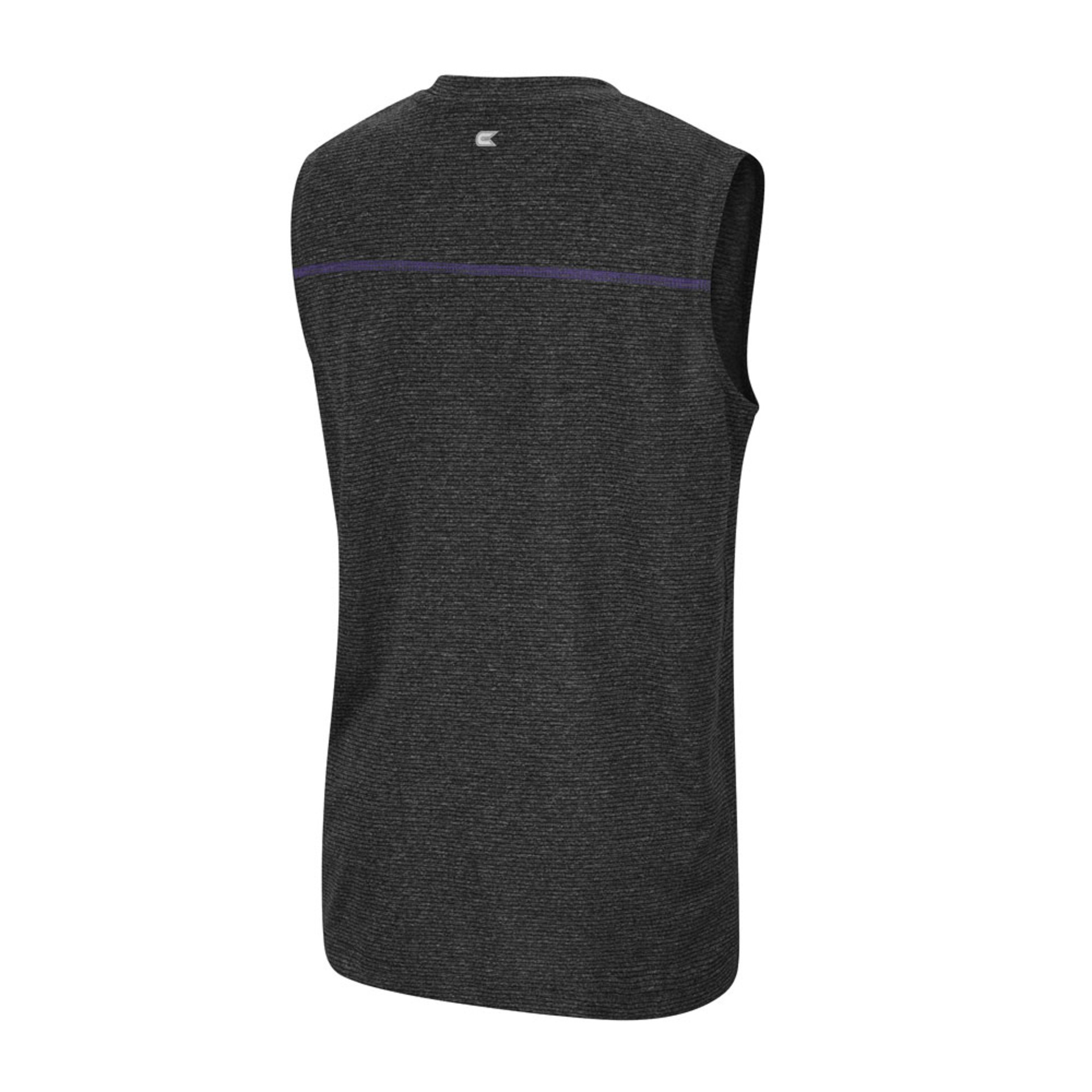 Colosseum Boys' W Washington Huskies Tank – Back