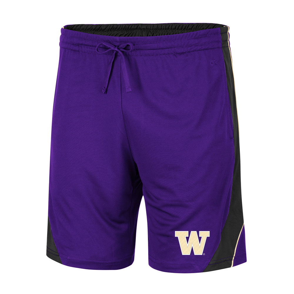 Colosseum Men's W Reversible Short – Purple