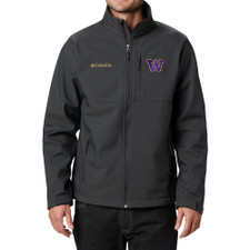 Columbia Men's W Ascender Softshell Jacket – Black
