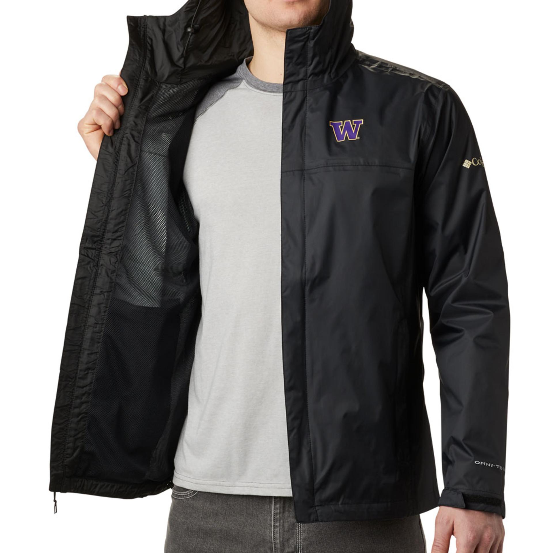 Columbia Men's W Watertight II Jacket – Inside