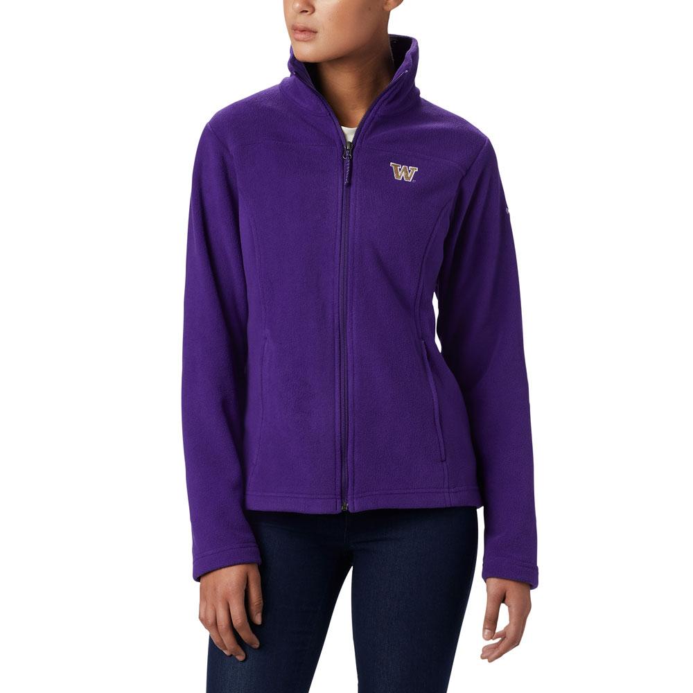 Columbia Women's W Give and Go II Fleece Jacket