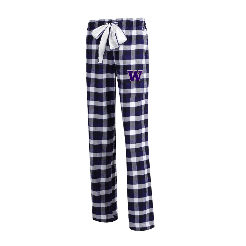 Concepts Sport Women's W Piedmont Flannel Pant