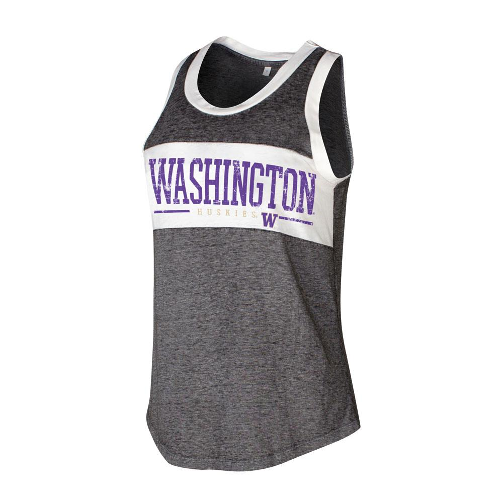Concepts Sport Women's Washington Huskies Tank