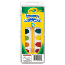 Crayola Watercolor Paint Set
