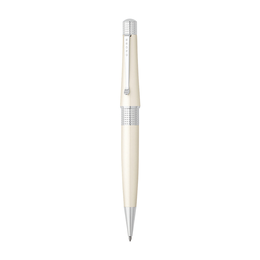 Cross Beverly Pearlescent Ballpoint Pen Front