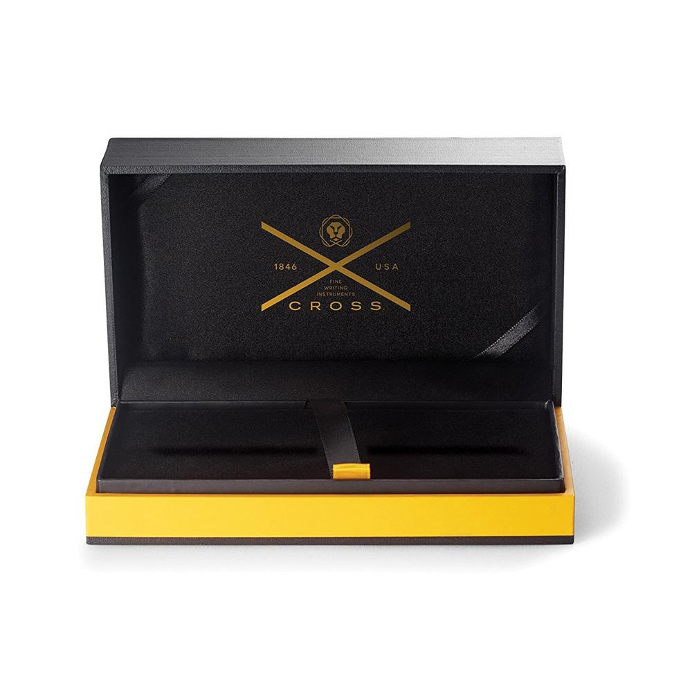 Cross Century II Black Lacquer Rollerball Pen Gift Box