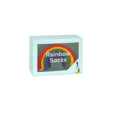 DOIY Rainbow Crew Socks