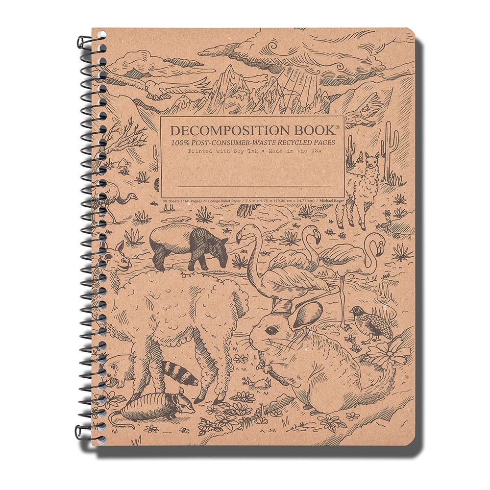 Decomposition Book Andes Notebook
