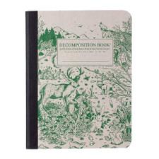 Decomposition Book Spirit Animals College Ruled Notebook