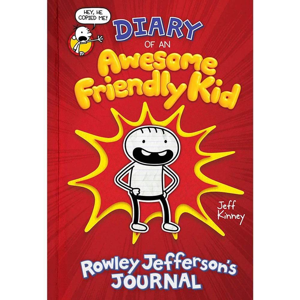 Rowley Jefferson's Journal by Jeff Kinney