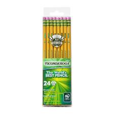 Dixon Ticonderoga #2 Pencils 24 Count