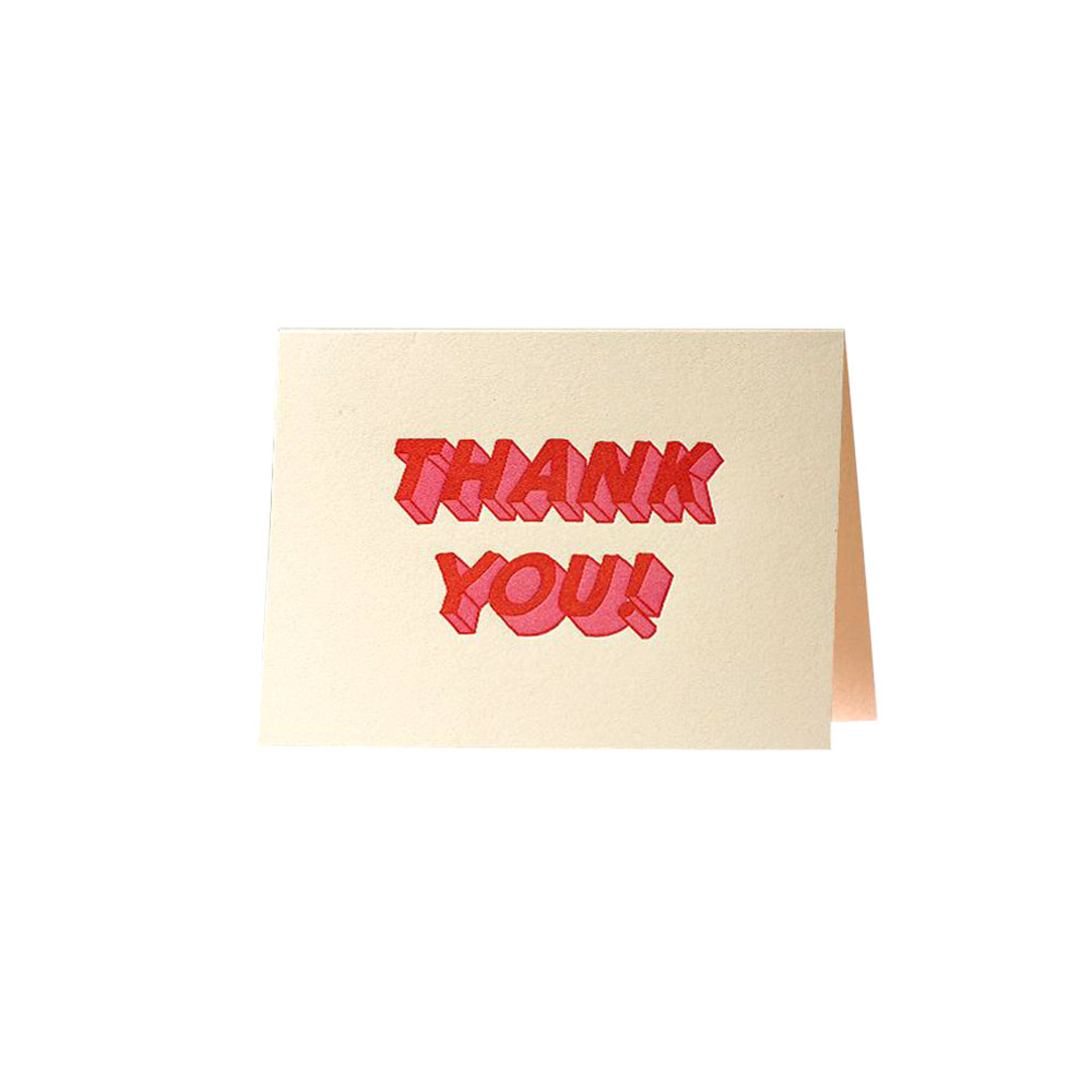 Elum Shopping Bag Boxed Thank You Notecards