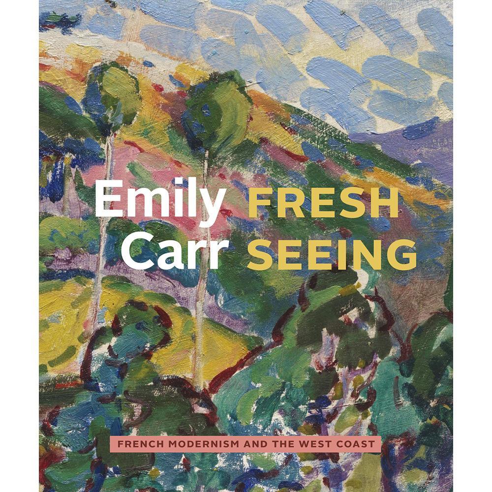 Emily Carr by Kiriko Watanabe