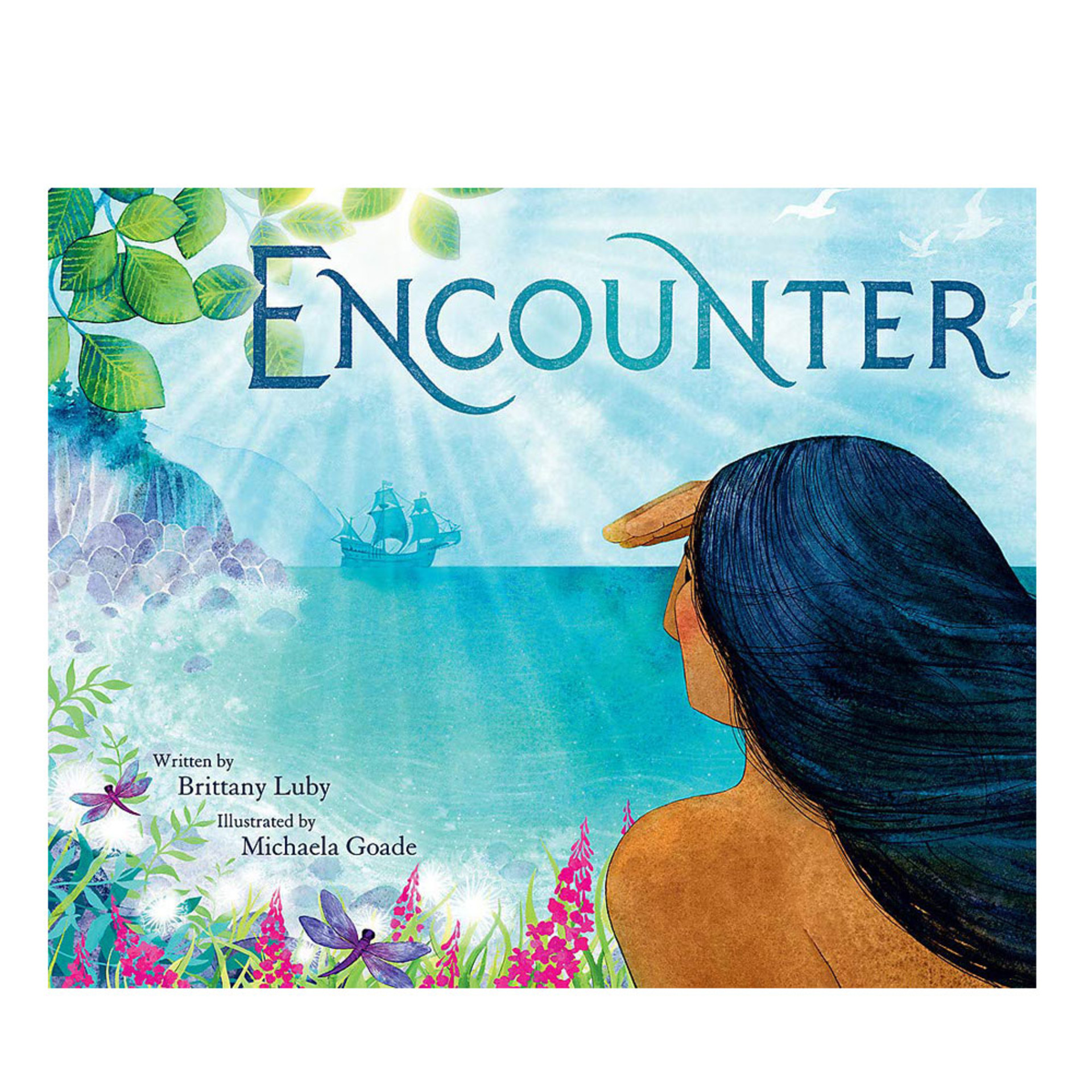 Encounter by Brittany Luby and Michaela Goade