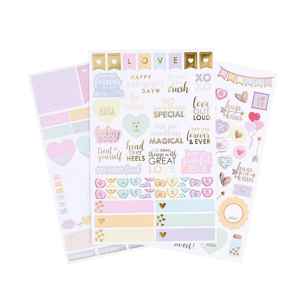 Erin Condren Love To Plan Sticker Pack 3 Count