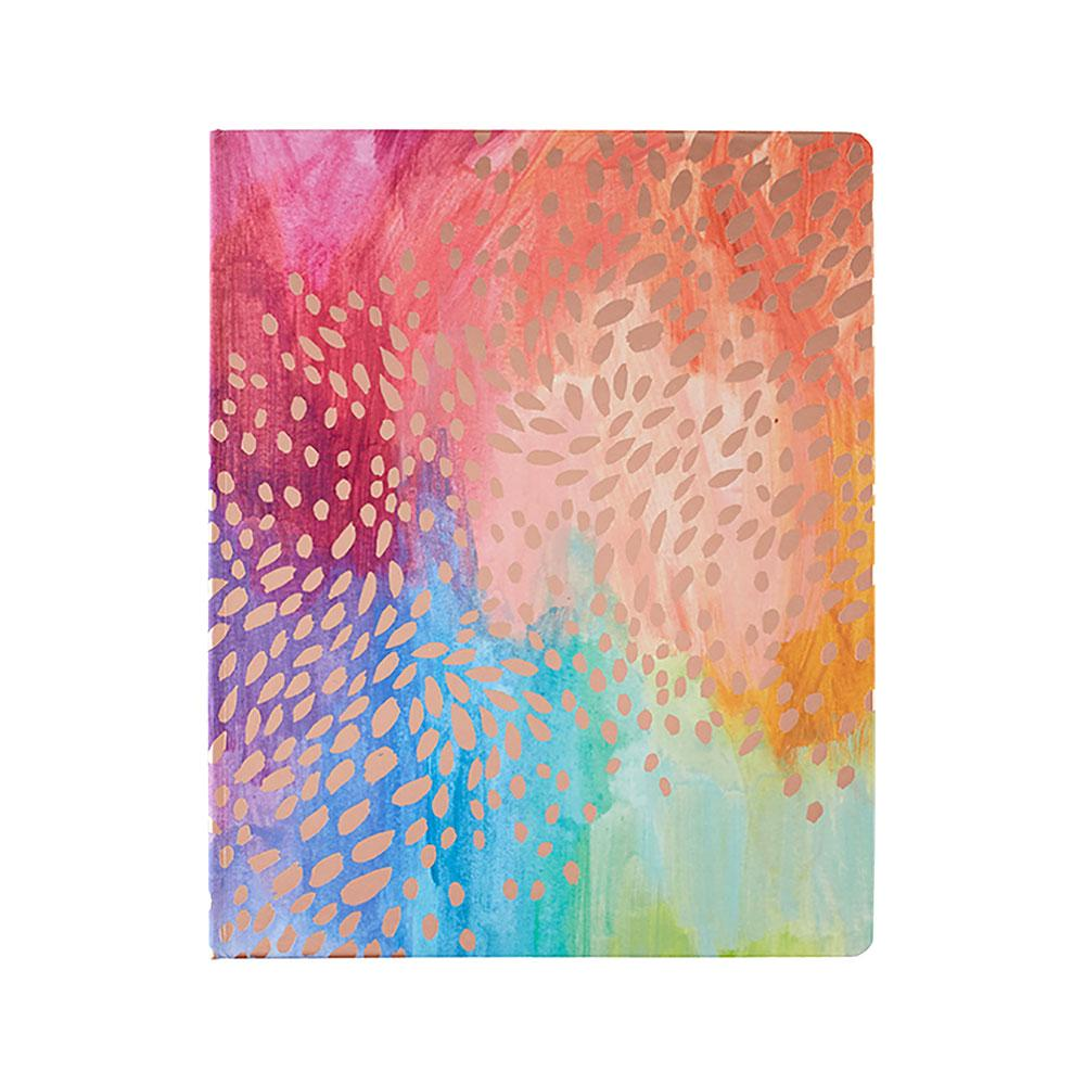 "Erin Condren Painted Petals 8""x10"" Undated LifePlanner"
