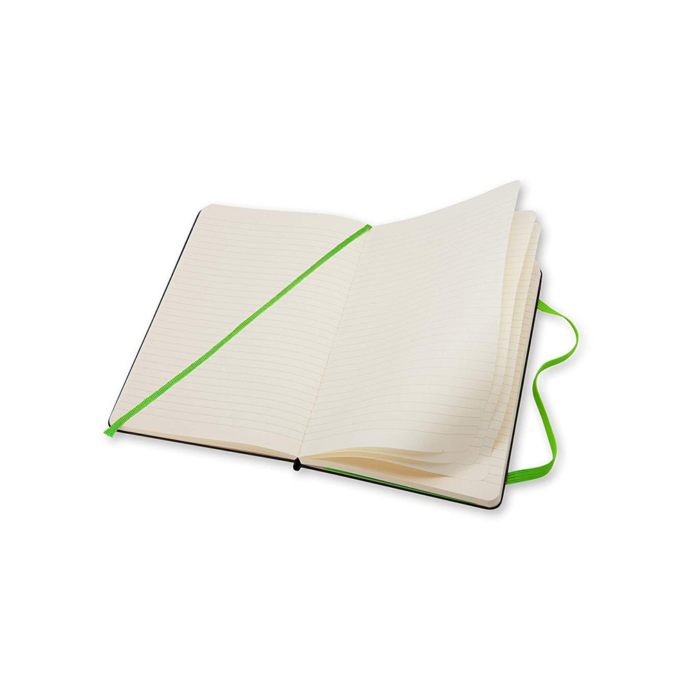 Moleskine Evernote-Ruled Smart Notebook Pages