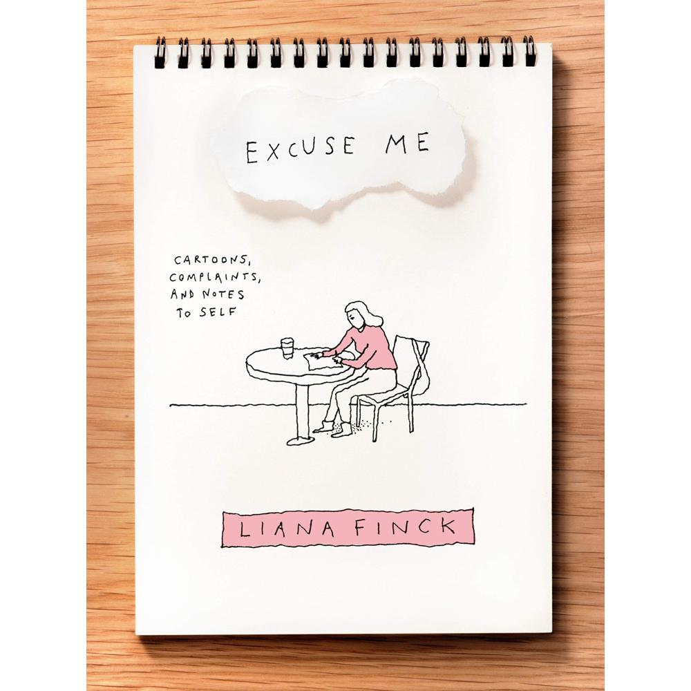 Excuse Me by Liana Finck