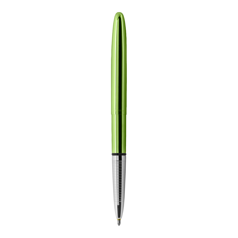 Fisher Bullet Space Ballpoint Pen Lime