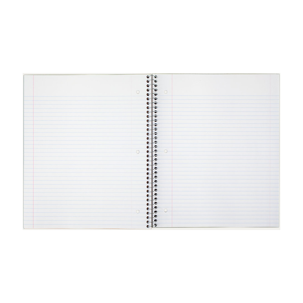 Five Star Trend College Spiral Notebook Paper