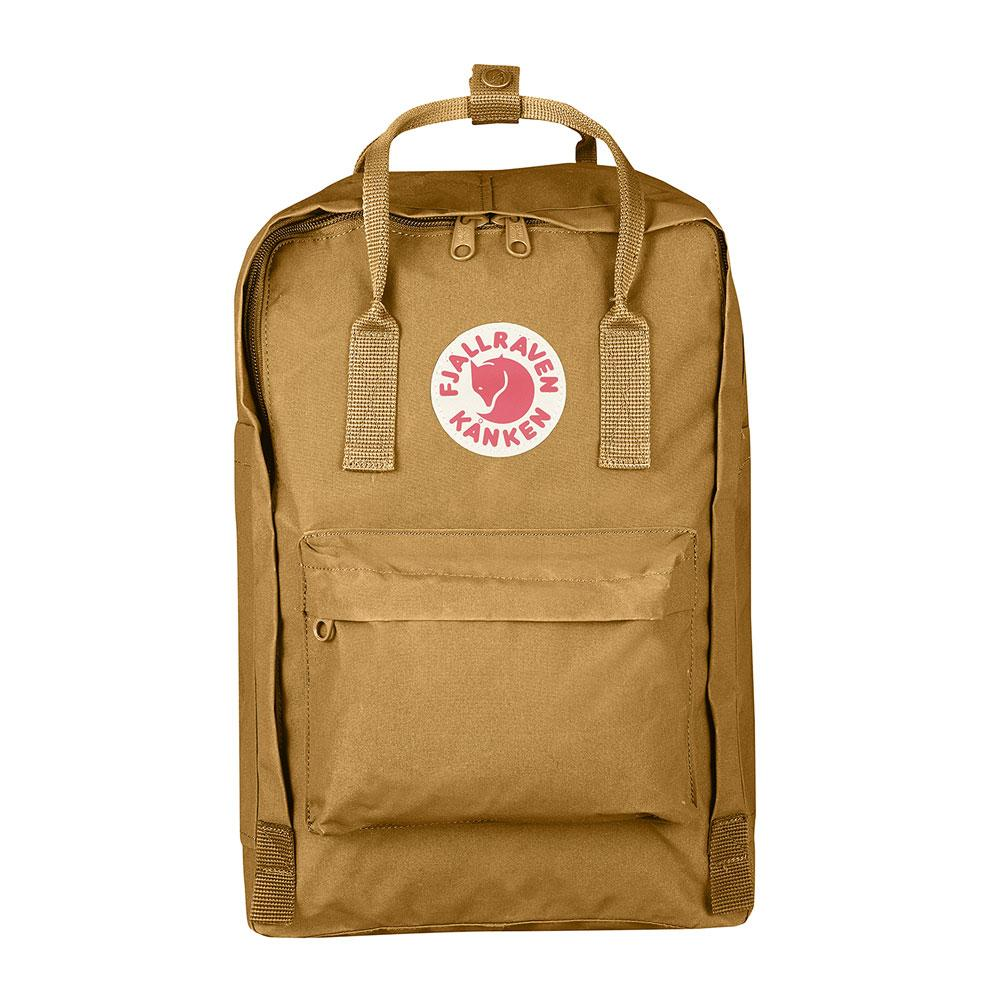 "Fjall-Raven Kanken Backpack 15"" Acorn"