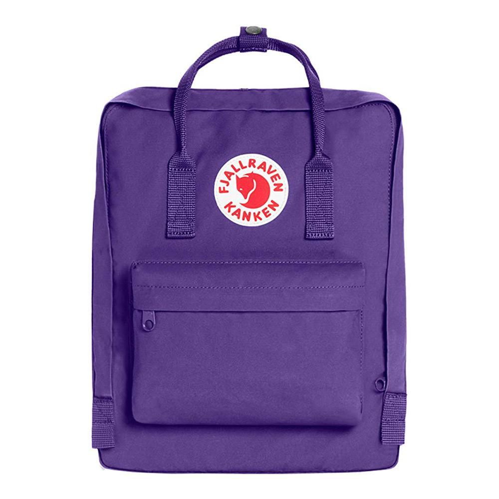 Fjallraven Kanken Backpack Purple