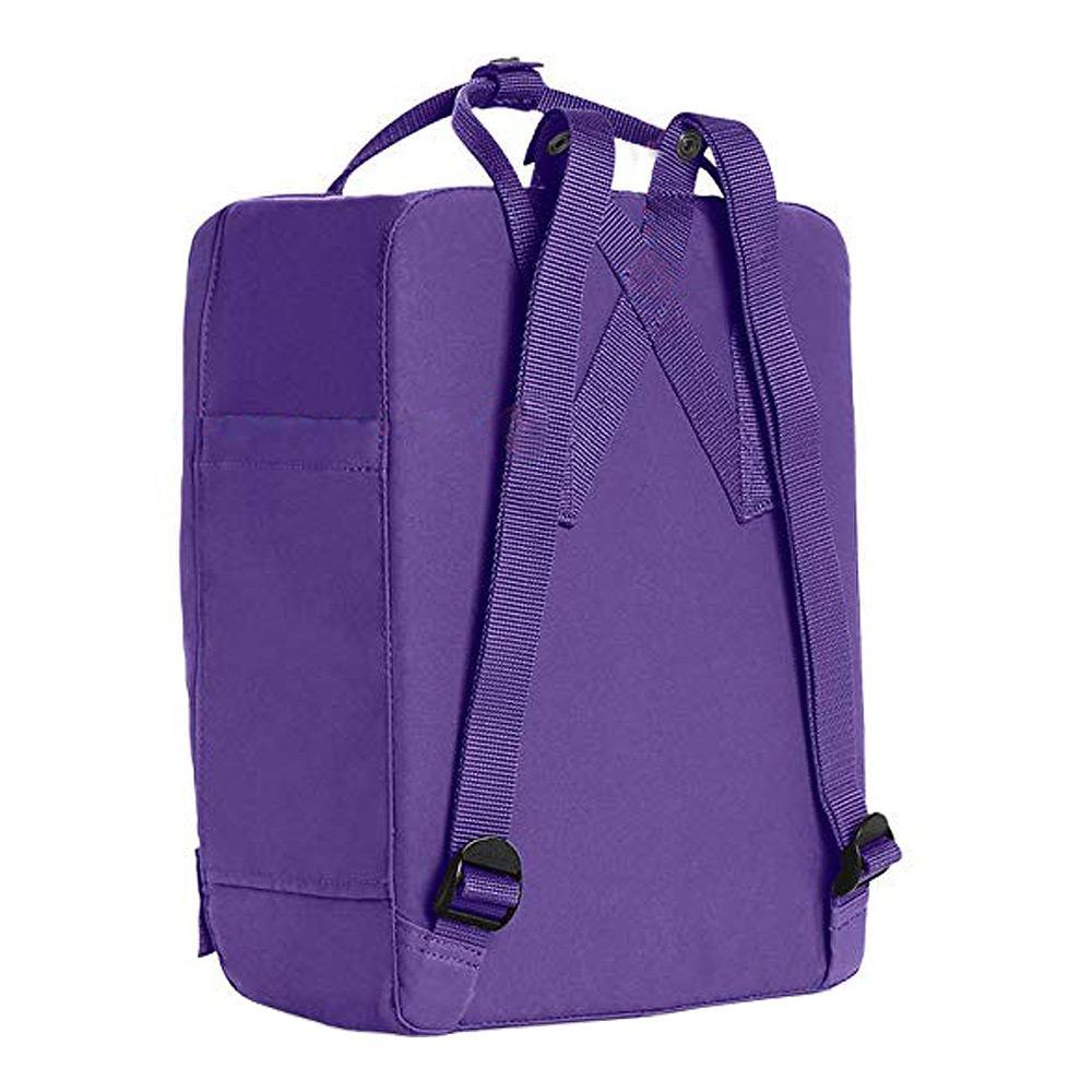 Fjallraven Kanken Backpack Purple Back