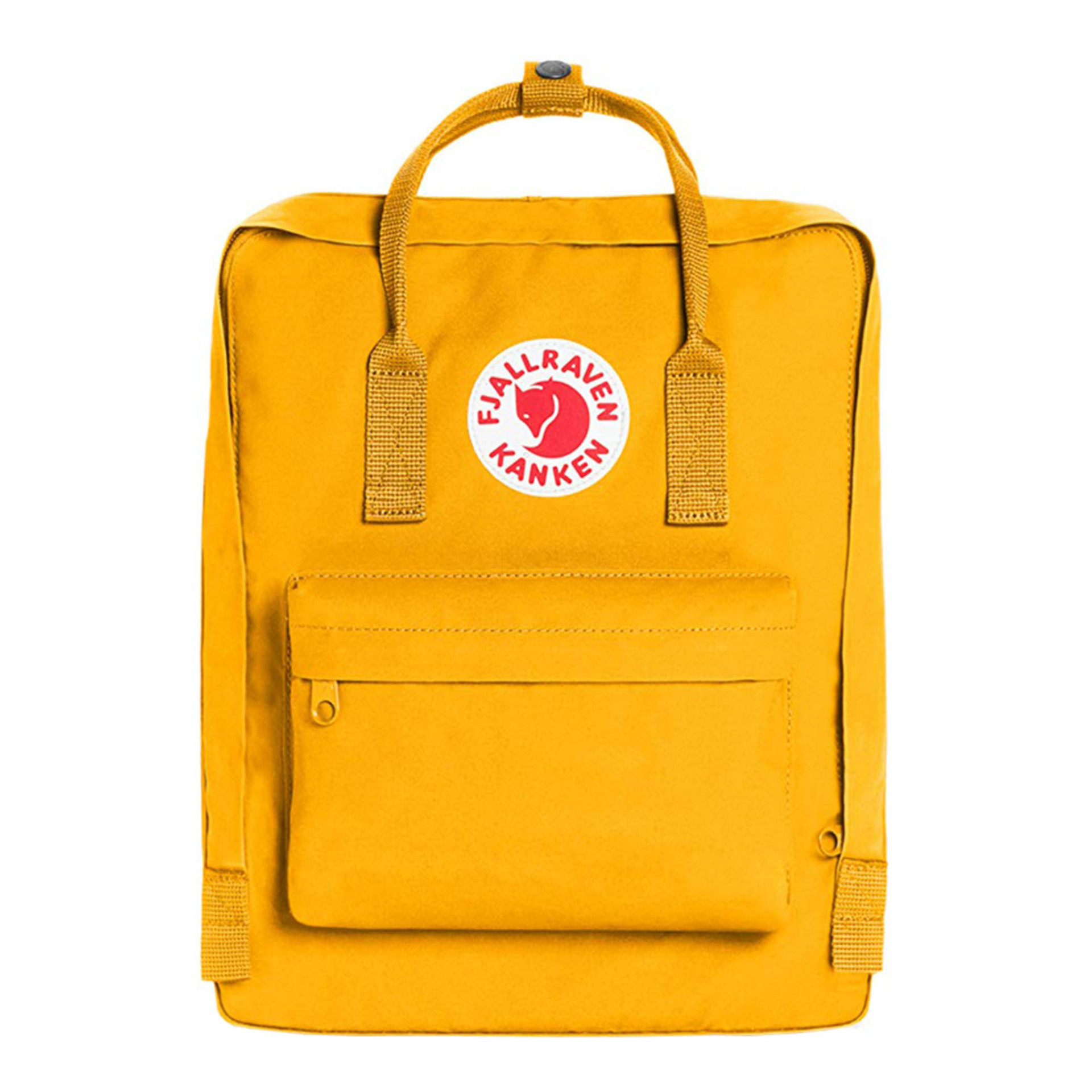 Fjallraven Kanken Backpack Warm Yellow