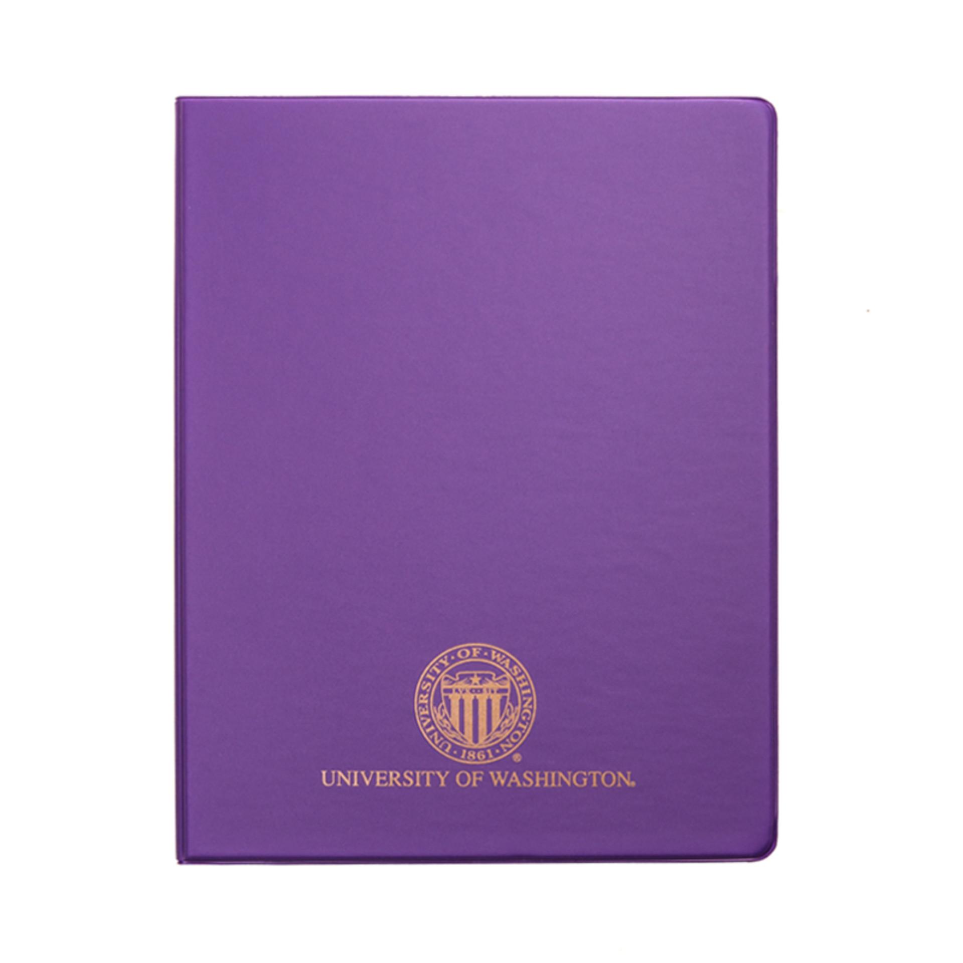 Four Point UW Seal Padholder Purple