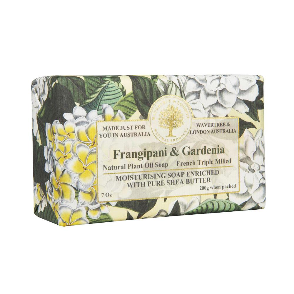 Frangipani and Gardenia Bar Soap