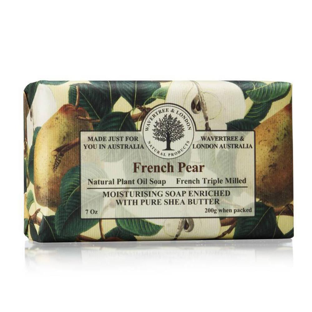 Wavetree & London Australia French Pear Bar Soap