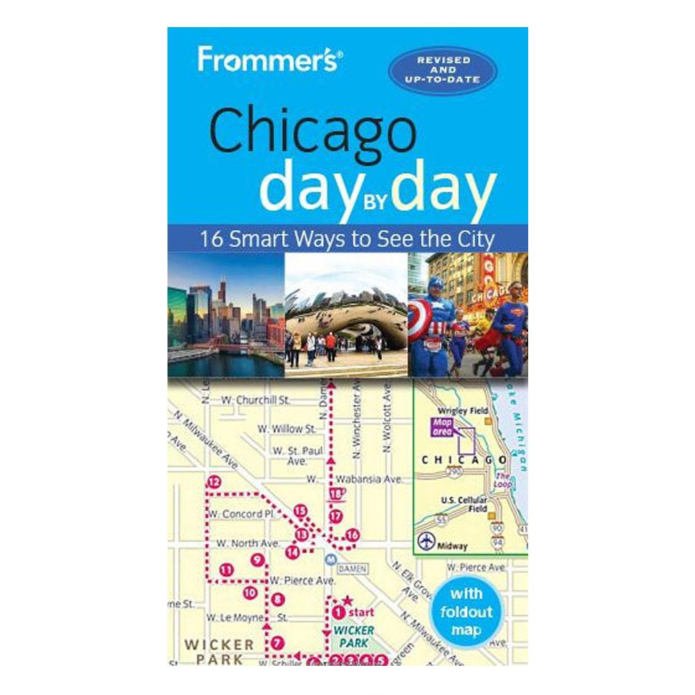 Frommers Chicago Day by Day