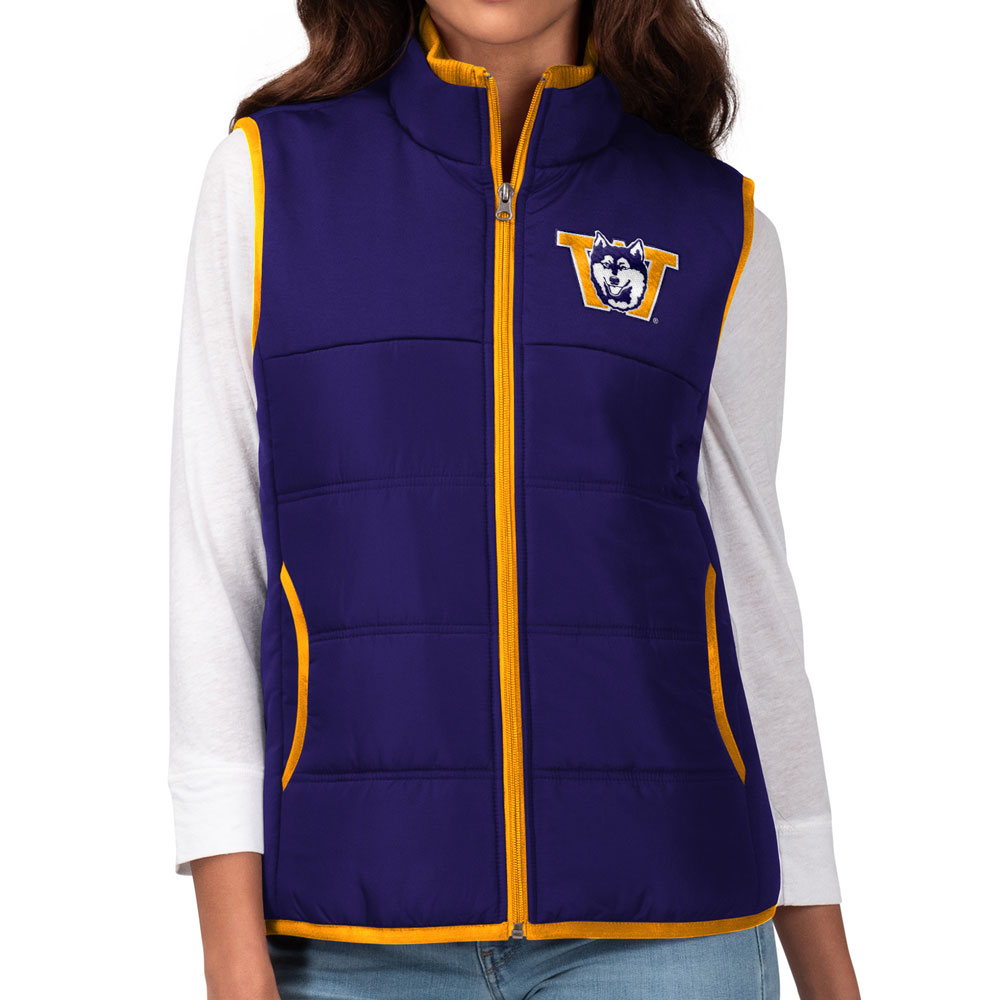 GIII Women's Vault Dog W Grand Slam Vest – Purple