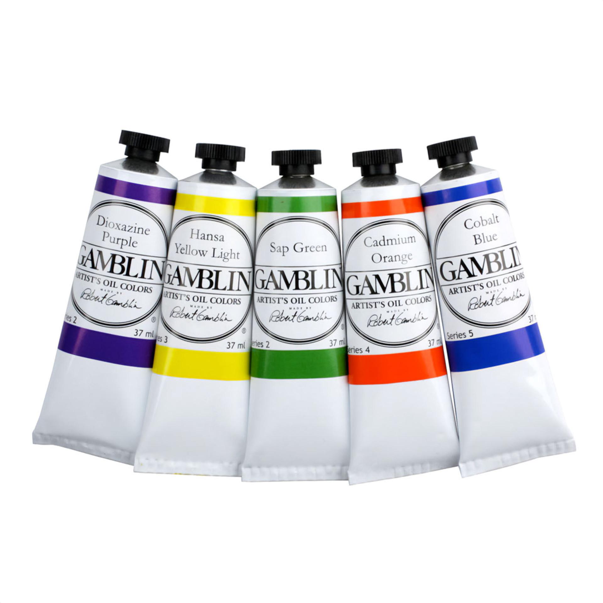 Gamblin Artist Grade Oil Color 37ml
