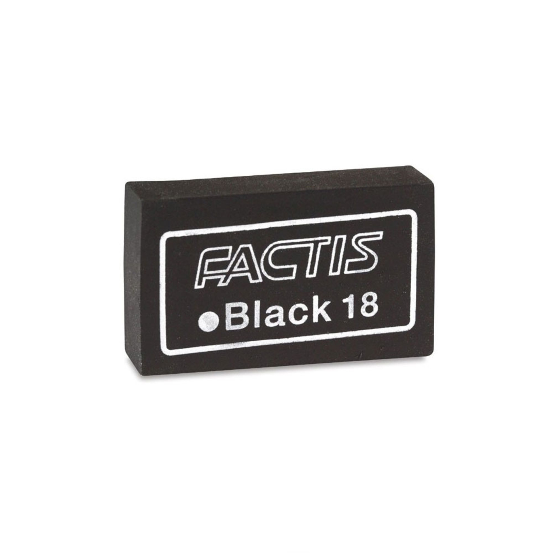 General's Black Factis Magic Eraser