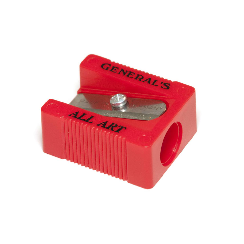 General's Little-Red All-art Pencil Sharpener