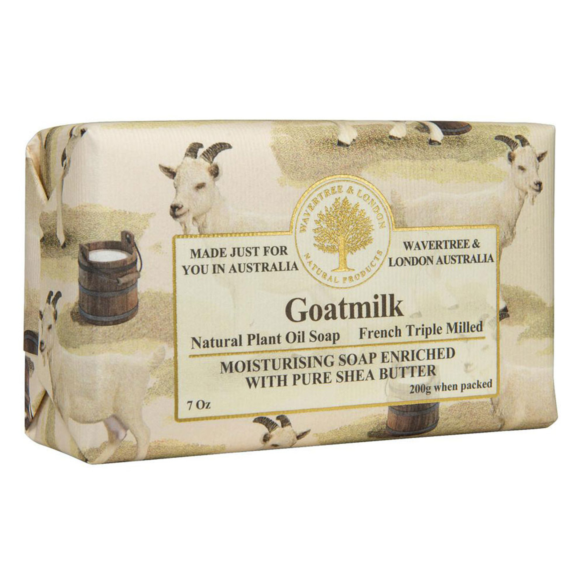 Goat Milk Bar Soap