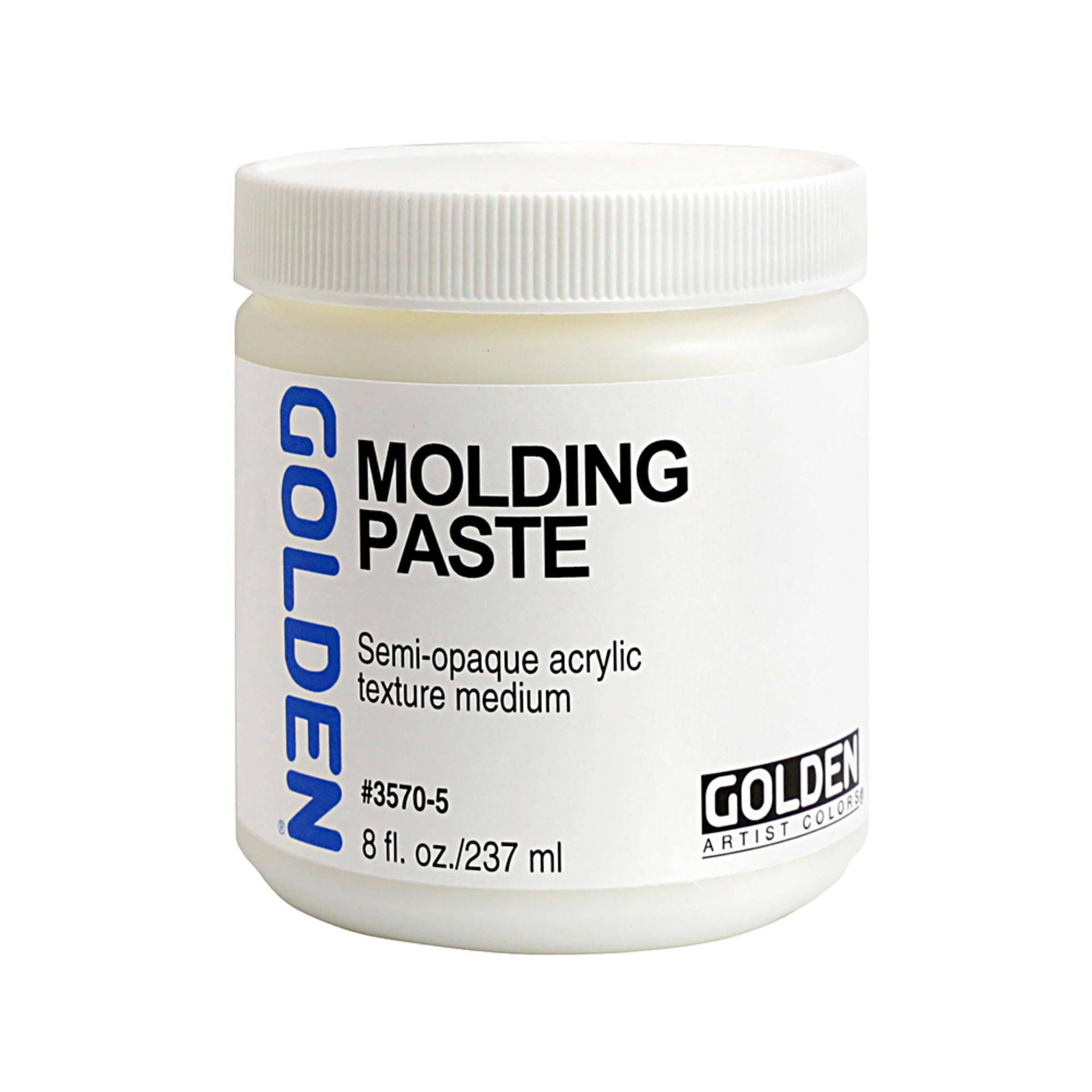 Golden 8oz Molding Paste