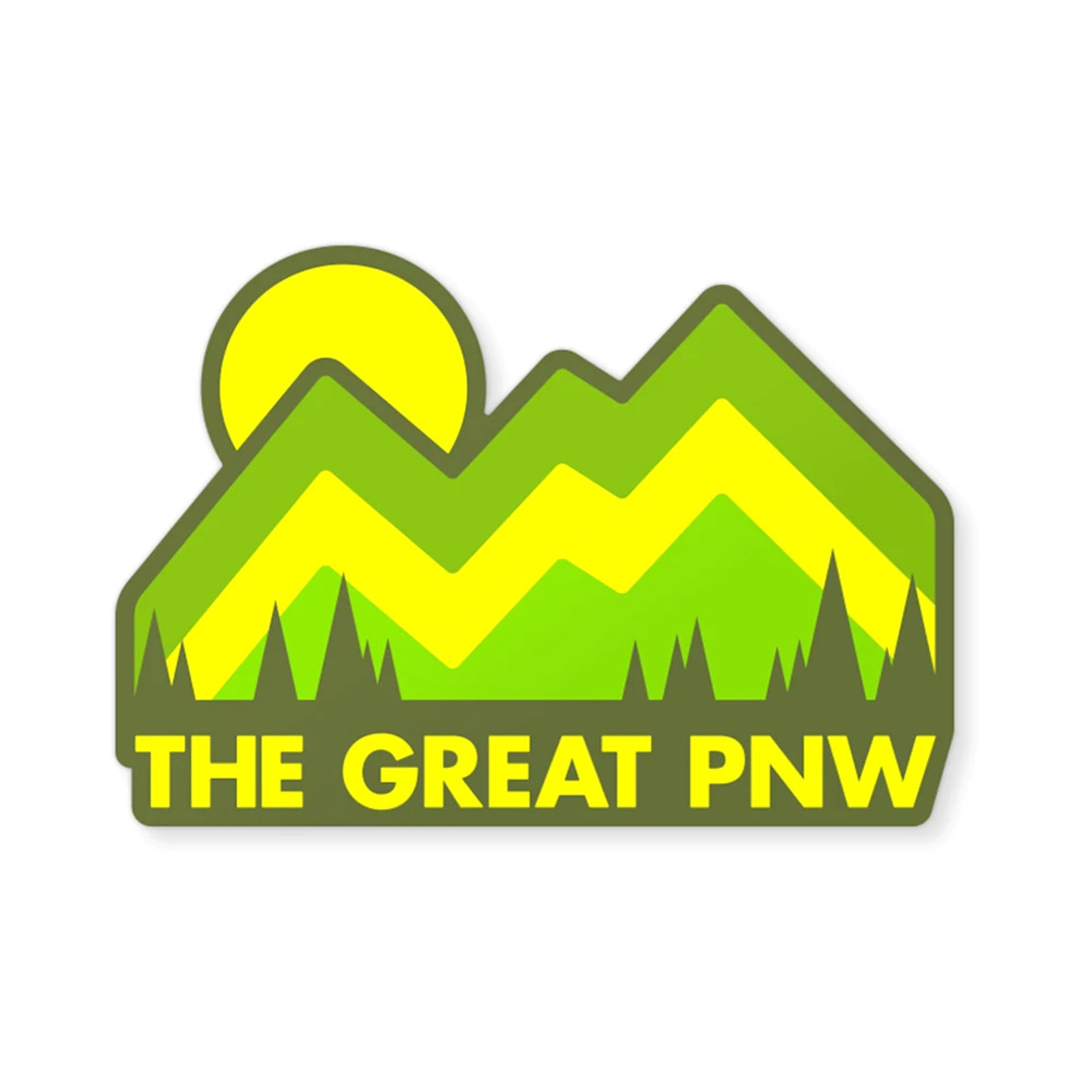 Great PNW Expedition Sticker