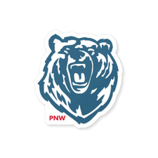 Great PNW Grizzly Sticker