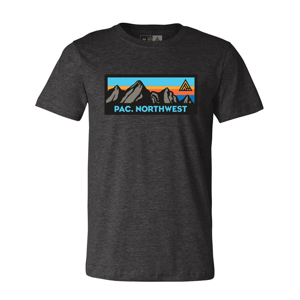 Great PNW Men's Blazer Tee