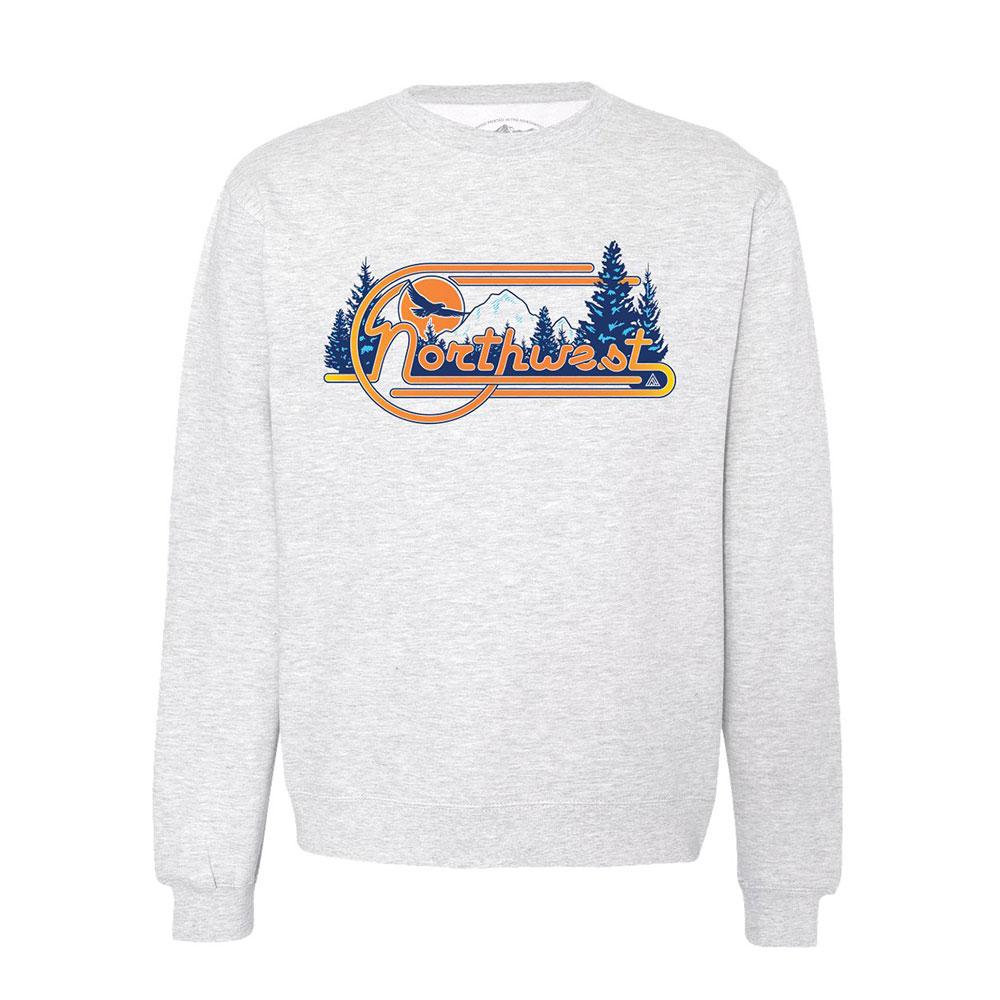 Great PNW Vibe Crewneck Sweatshirt