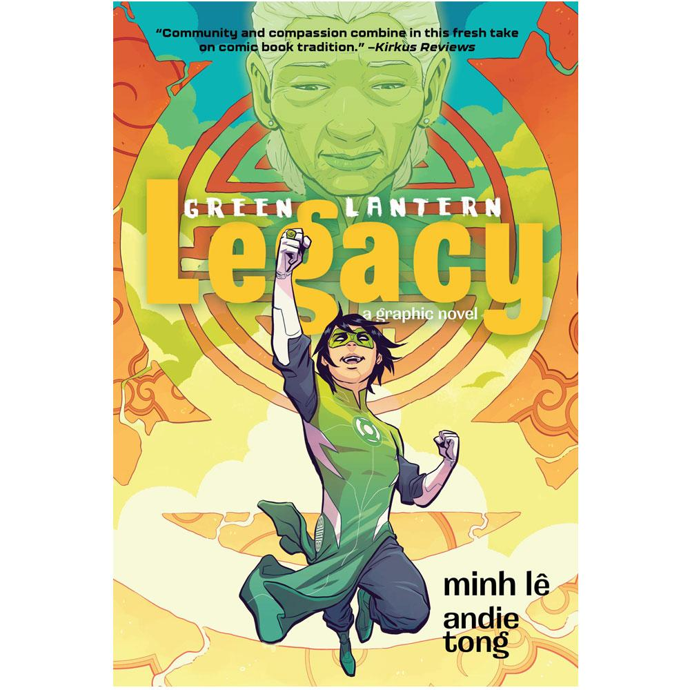 Green Lantern: Legacy by Minh Le and Andie Tong