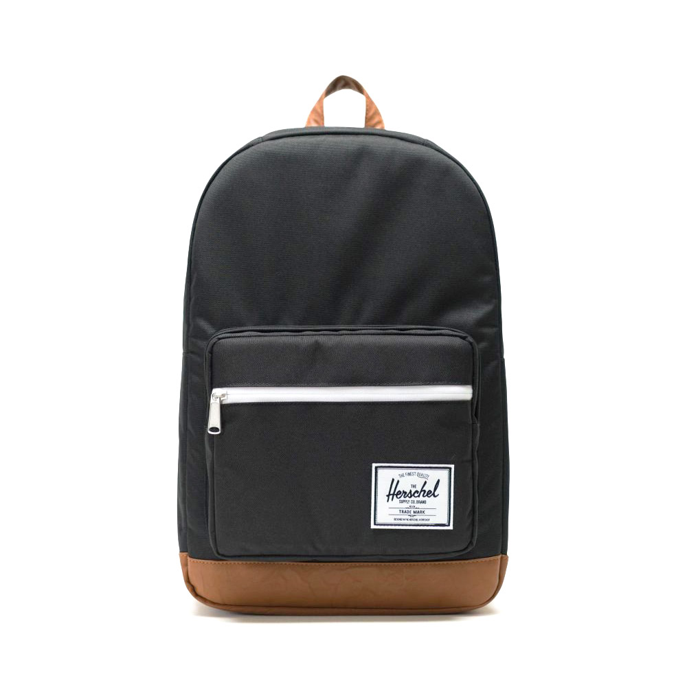 Herschel Pop Quiz Backpack Black Front